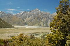 Mount Cook National Park (geoffoddie) Tags: newzealand mountain mountcook