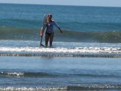 Surfer Dudette (belmax) Tags: panama santacatalina