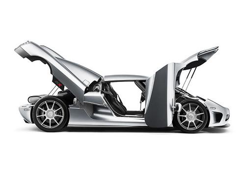 фото Koenigsegg CCX