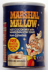 Marshal Mallow container