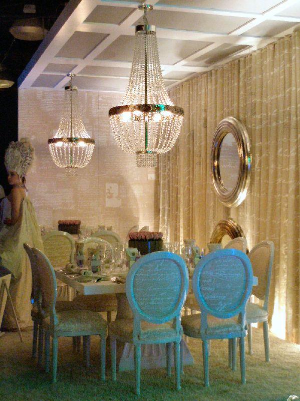 Dining By Design: NYDC and Shaver/Melahn Design