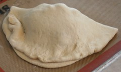Calzone: Folded Over