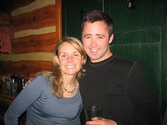 Trish and Matt