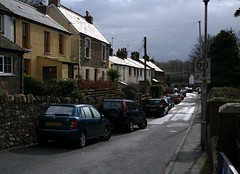 Iron Bridge Road in Tongwynlais - A Photo by Stuart Herbert