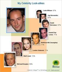 My Celebrity Look-alikes