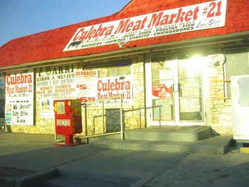 Culebra Meat Market