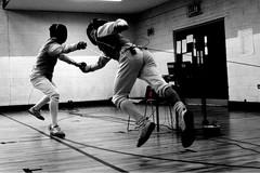 Dónal fleches, Matthew stop attacks (kennbarr) Tags: cup tournament fencing dit esgrima novice escrime fechten scherma top20sports conleths
