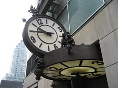 "NYC: Hilton Times Square - ""Time and Mone..."