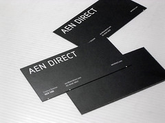 AEN DIRECT Business Cards (Aen Tan) Tags: