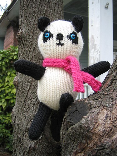 Completed PandaBaby!