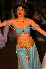 Jasmine, from Disney's Aladdin (FrogMiller) Tags: family dance pod disneyland jasmine parades disney parade entertainment jasmin orangecounty anaheim aladdin disneyprincess castmembers paradeofdreams disneycharacter castmember brittdietz