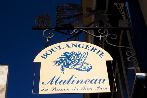 Boulangerie Malineau