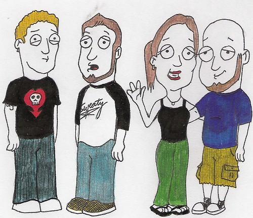 my Family Guy family.