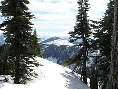 Keechelus Ridge
