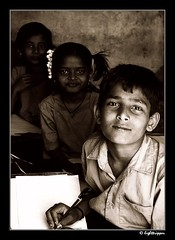 Education (lighttripper) Tags: globalcity bwschannapatna07 bpcprofile