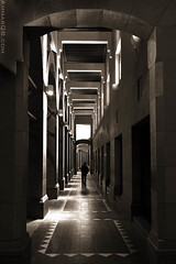 Long Way (Ammar Alothman) Tags: blackandwhite bw architecture mall photo interesting war flickr gulf calendar photos explore shoppingmall kuwait souq ammar 1022 kuwaitcity kw 2007 q8 islamicarchitecture 30d fahaheel  canon1022 canon30d  ammaralothman  arabicarchitecture kuwaitpictures almanshar kuwaitpic kuwaitpictrue almansher almanshermall kuwaitmalls almanshershoppingmall  tamdeen kuwaitvoluntaryworkcenter