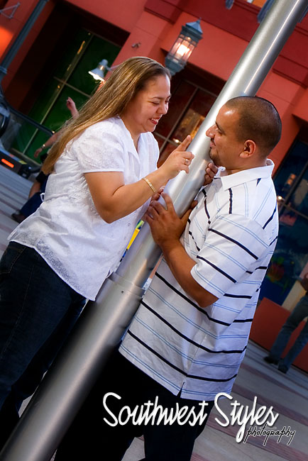 Monique and Armando Engagement