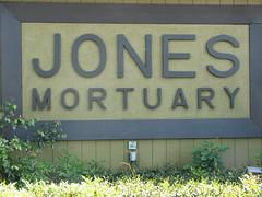 Jones Mortuary