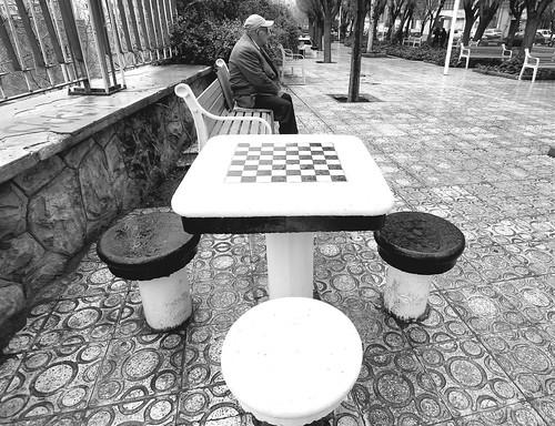 Foto: Schach im Iran