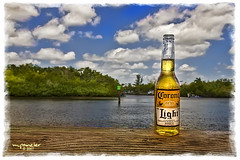 My Corona (Michael Pancier Photography) Tags: ocean beer clouds bay florida digitalart evergladesnationalpark fineartphotography naturephotography seor lucisart evergladescity coronabeer naturephotographer 10000islands floridaphotographer michaelpancier michaelpancierphotography cityseafood wwwmichaelpancierphotographycom seorcohiba