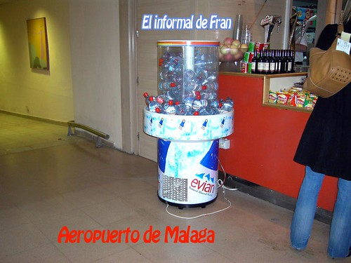 aeropuerto MA-agua