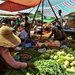 Markt am Inle See