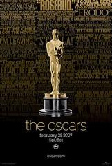 Cartel Oficial Oscar 2006