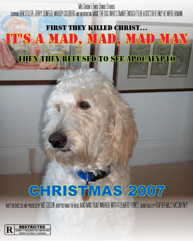 Mad, Mad Max