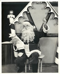 Our Dad was Santa Clause and much more (georgeheid) Tags: santa christmas pittsburgh shannon clause wtae georgeheid adventuretime broadcasthistory pittsburghtelevision