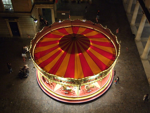 Carousel in Covent Garden