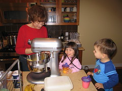 Making Cookies with Nana