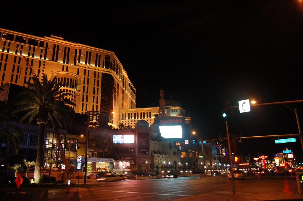 Aladdin Hotel and Casino