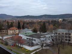 View on Hissar / Изглед от Хисар