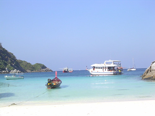The islands of  Thailand