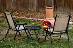 Warm Day (jamallen) Tags: chimenea 1105harmonylane
