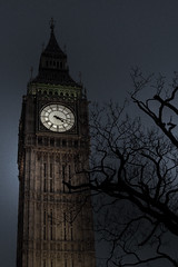 Great Westminster Clock - by Monster.