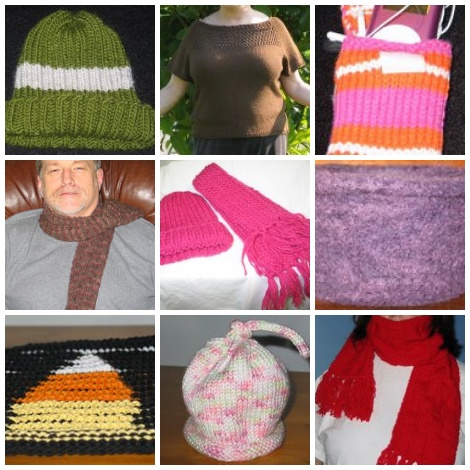 2006 Knitting Projects
