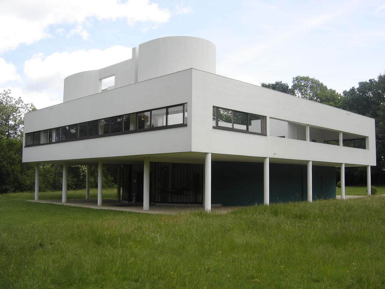 La maison anti zombies - La villa savoye wikipedia ...