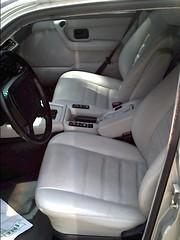 1987 BMW L7 front seats (a1mega) Tags: bmw l7 e23 735i bmw735i album1987bmwl7