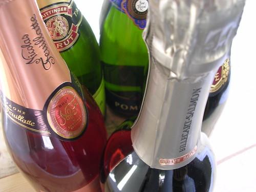Champagne Bouquet 2