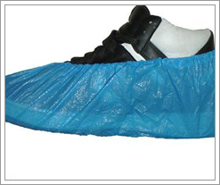 What's the DIFF? Disposable Shoe Covers!