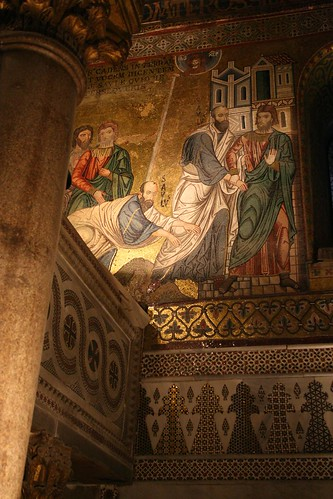 Mosaics at the Cappella Palatina