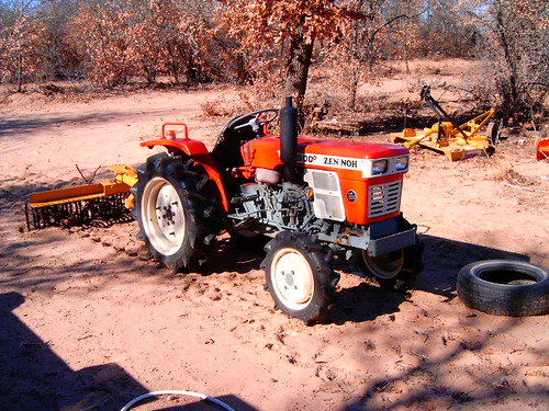 Yanmar tractor ? - Homesteading Questions