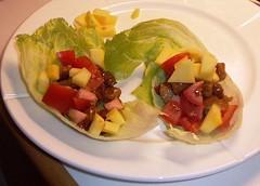 Kalkun med chili og mango