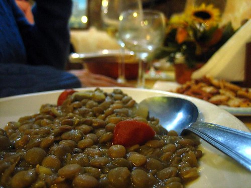 Lentils for a rich year