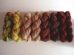 first yarn lot