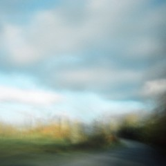 (nicolai_g) Tags: road color film square landscape blurry moo spacetime