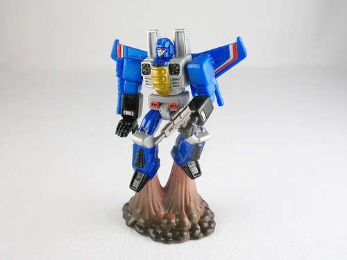 "3"" Titanium G1 Thundercracker"