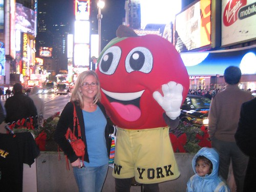 Laura and The Big Apple
