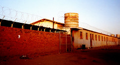 Jun/Jul 92  -  Migrant workers' hostel, Mamelodi township, near Pretoria (Best of Rob) Tags: pretoria mamelodi